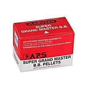 Maruzen super grand master B.B. pellets 0,29g (500 Muovikuulaa)