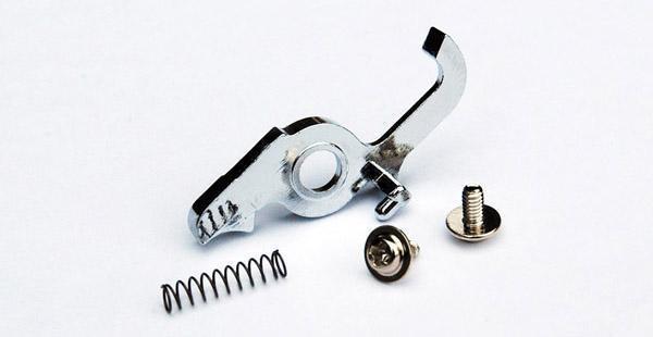 Lonex cut off lever version 2 rataslaatikolle