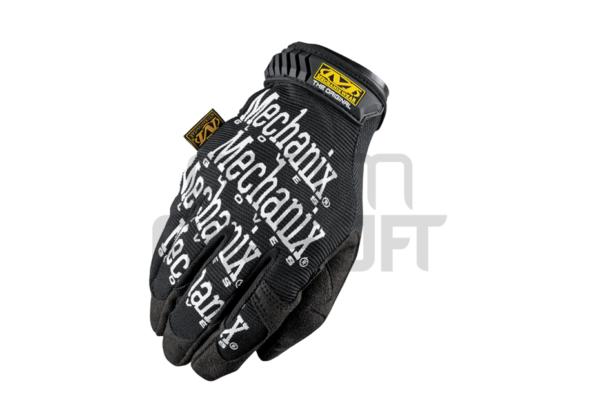 Mechanix Wear The Original - musta valkoisella tekstillä