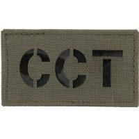 Combat Control Team ID Velcro Patch - Foliage