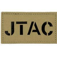 Joint Terminal Attack Controller ID Velcro Patch - Khaki