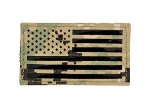 Emerson USA lippu velcromerkki - AOR2
