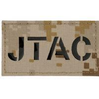 Joint Terminal Attack Controller ID Velcro Patch - AOR1 [