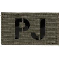 Pararescue Jumper ID Velcro Patch - Foliage