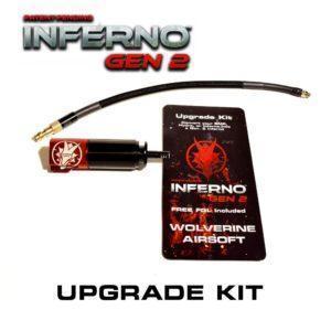 Wolverine Airsoft Inferno: GEN 2 Upgrade Kit