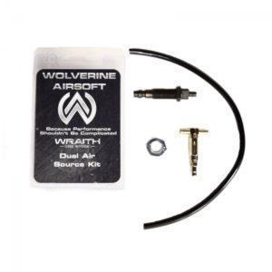 Wolverine Airsoft Wraith Dual Air Source Kit
