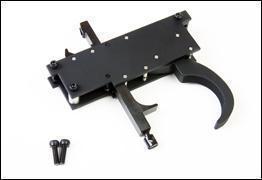 Action Army Zero Trigger herkistetty liipasinkoneisto Type 96 (L96) kiväärille