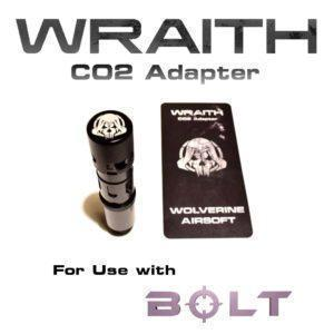 Wolverine Airsoft Wraith CO2 Adapter
