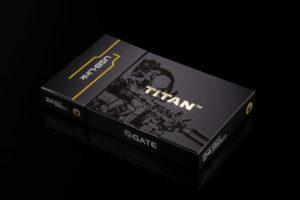 GATE TITAN V2 Advanced set MOSFET-/mikrokontrolleriyksikkö (johdotus taakse)