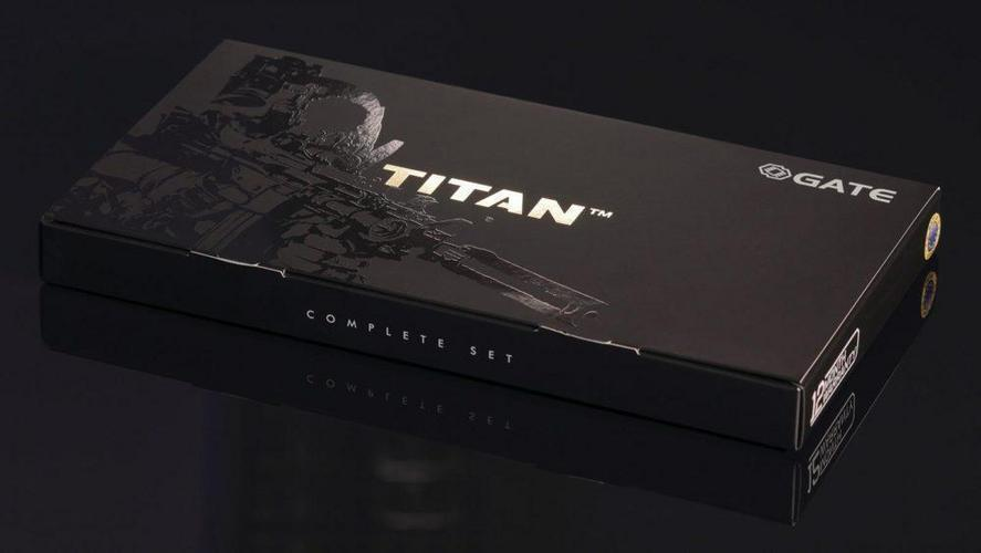 TITAN Drop-in Module (front wired)