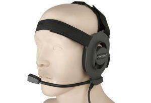 Z-TAC Bowman Elite II Headset, Olive