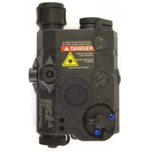 Nuprol PEQ15 laserilla ja valolla - musta (NPQ15)