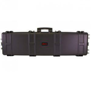 Nuprol XL Hard Case Pick 'N' Pluck, kovamuovinen aselaukku – musta