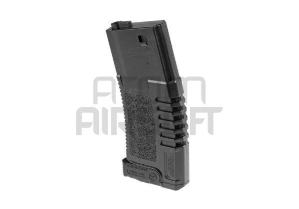 Amoeba M4 S-sarjan midcap lipas, 140 kuulaa – musta