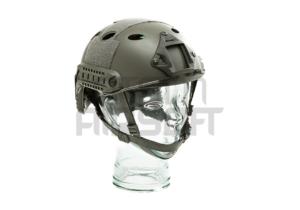 Emerson FAST Helmet PJ, niskasäädöllä - Foliage Green
