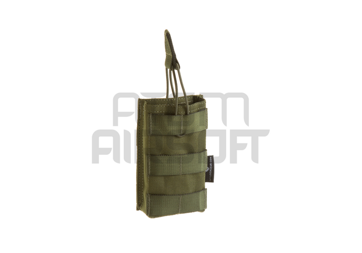 Invader Gear 5.56 Single Direct Action Mag Pouch - OD