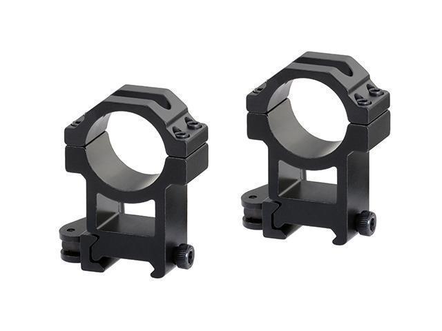 Vector Optics 30mm korkeat QD-kiikarinjalat