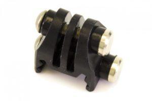 Nuprol Action Camera (GoPro) RIS kiinnike – musta