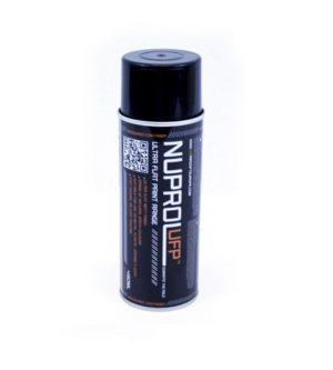 Nuprol UFP Flat spraymaali - musta