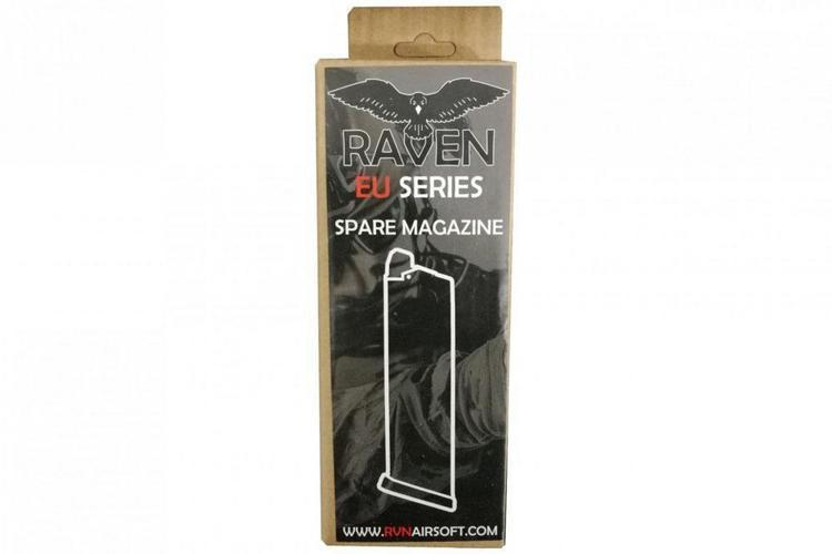 Raven EU17/18C GBB-lipas, 24 kuulaa