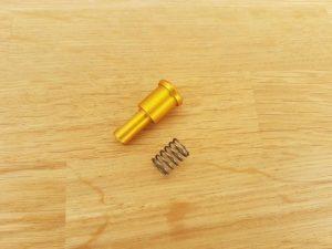 RetroArms CNC Bolt Forward Assist AR15 – A (kulta)