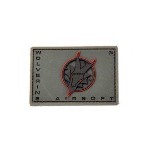 Wolverine Airsoft Inferno Logo Patch