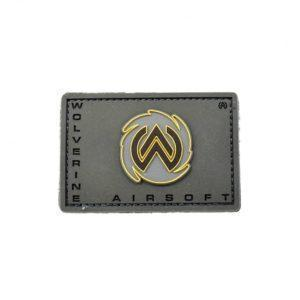 Wolverine Airsoft Storm Logo Patch