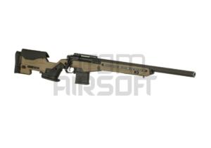 Action Army T10 pulttilukkoinen tarkkuuskivääri - hiekka