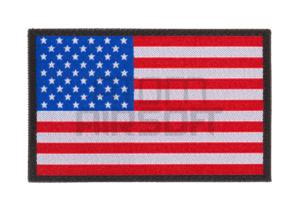 Clawgear USA lippu velcromerkki