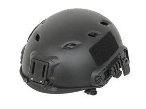 Emerson FAST Helmet BJ, niskasäädöllä - musta