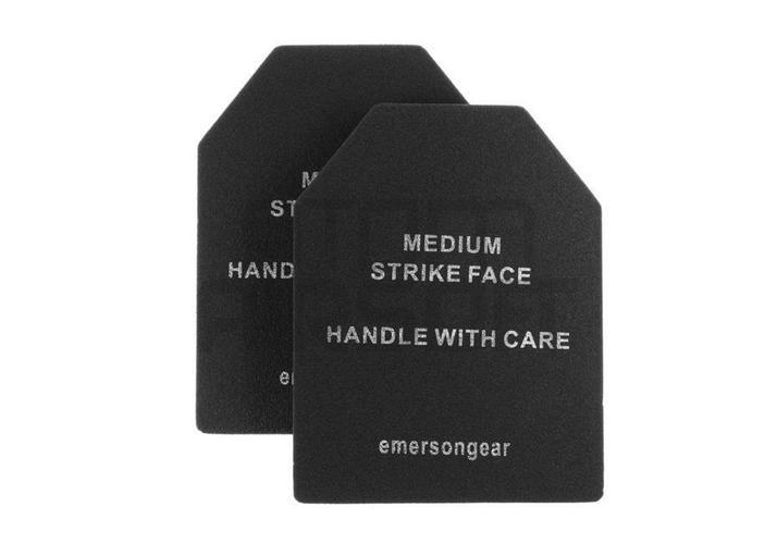 Emerson Gear SAPI-vaahtomuoviset replikalevyt, 2kpl (dummy plates)