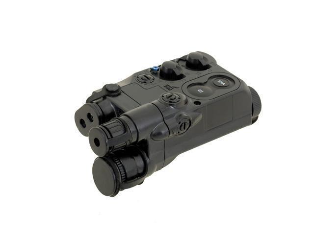 FMA AN/PEQ-16 akkukotelo - musta