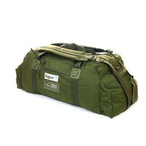 Hagor varustelaukku 60L - vihreä