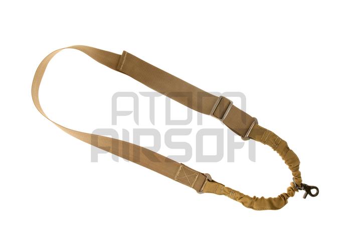Invader Gear flex 1-pistehihna – kojootin ruskea