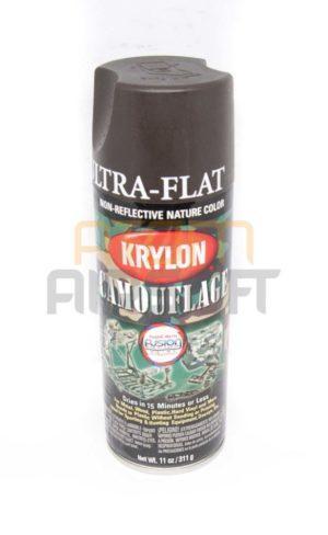 Krylon Spraymaali, ruskea