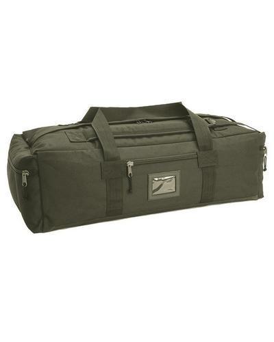 Mil-Tec Combat Duffel laukku  – OD