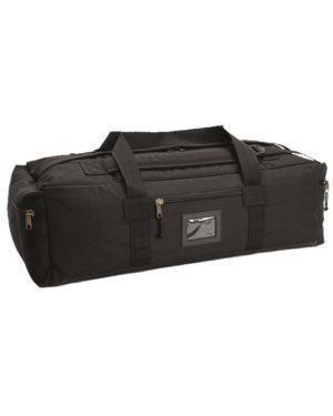 Mil-Tec Combat Duffle keikkalaukku – musta