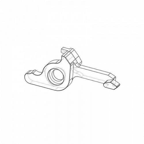 RetroArms CNC katkaisinvipu, versio 3
