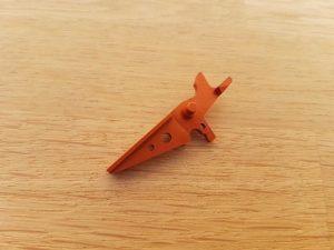 RetroArms CNC liipasin AR15 – A (oranssi)