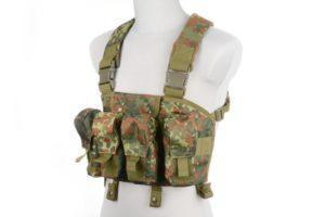 GFC Tactical AK chest rig - Flecktarn