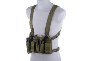 GFC Tactical Fast chest rig - OD