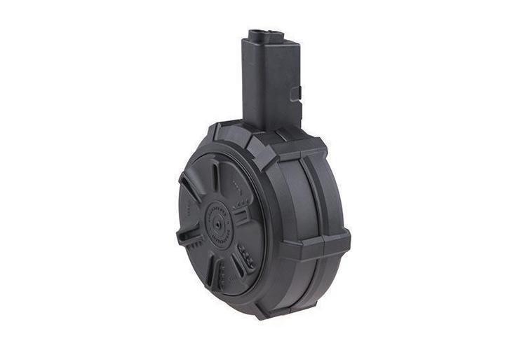 G&G ARP 9 rumpulipas, 1500 kuulaa - musta