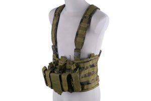 Kamizelka taktyczna Scout Chest Rig - wz.93 Pantera leśna