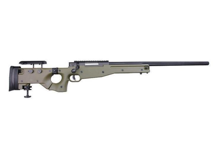 Replika karabinu snajperskiego MB08 - oliwkowa