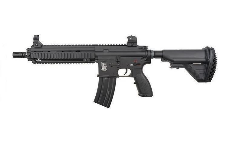 Specna Arms HK416 (SA-H02), metallirunko