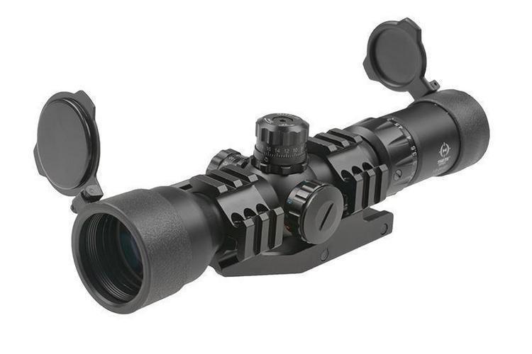 Theta Optics™ 1,5-5X40 BE kiikaritähtäin