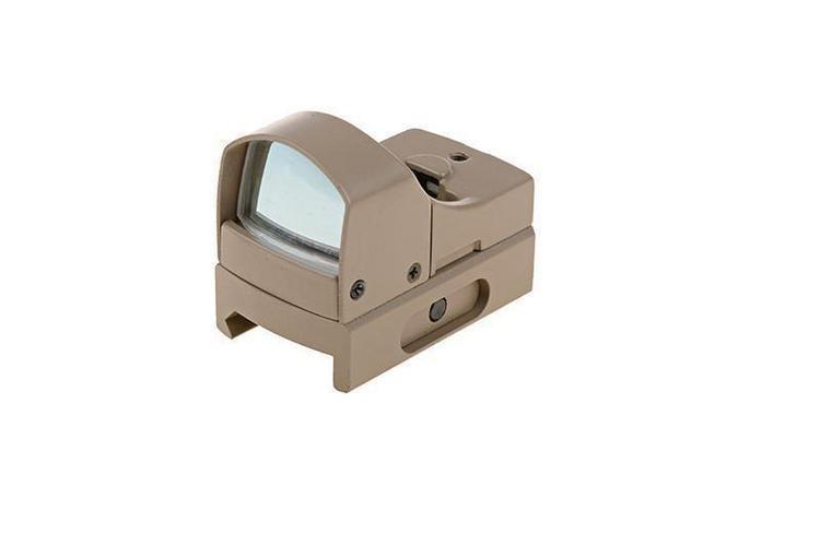 Theta Optics™ Micro puna-/viherpistetähtäin - hiekka