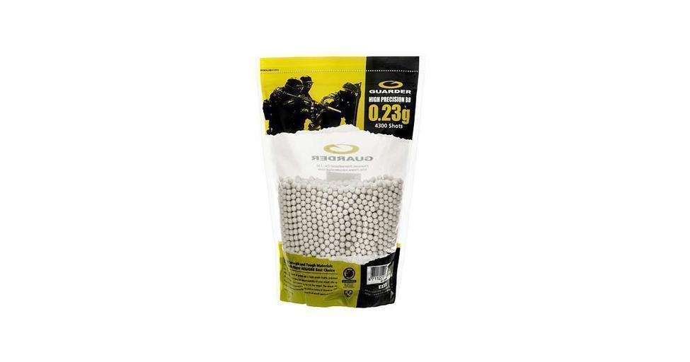 Guarder BB 0,23g muovikuula - 4300 kpl