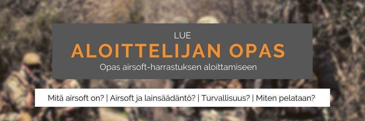 Airsoft ja laki