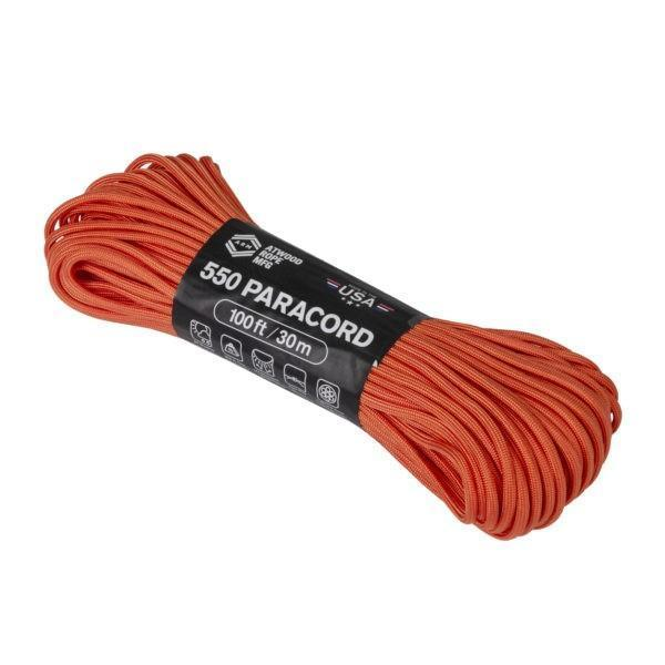 Atwood Rope MFG 550 Paracord, 30 m